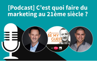 Podcast marketing 21 siecle